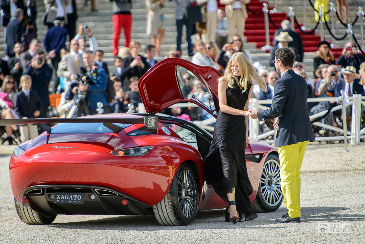 Costume National,Zagato Mostro,chantilly,arts,elegance,richard mille