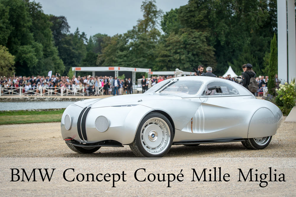 chantilly,2016,BMW,Concept,Coupé,Mille,Miglia