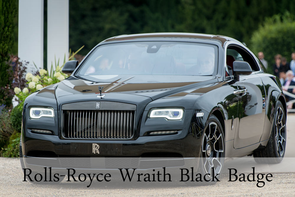 chantilly,2016,Rolls,Royce,Wraith,Black,Badge
